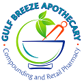 gulf Breeze Apothecary logo large